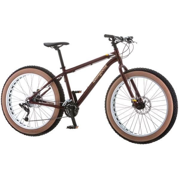 Mongoose Men S 26 Quot Fat Tire Vinson Bike