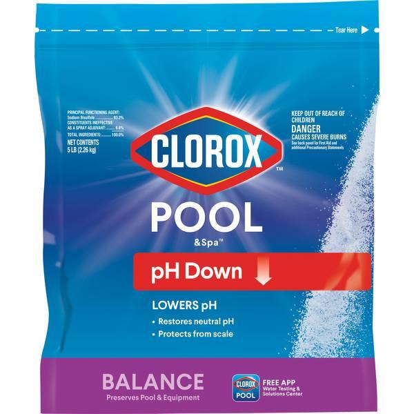 Pool&Spa pH Down