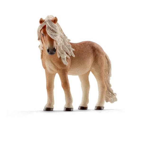 Icelandic Pony Mare Figurine