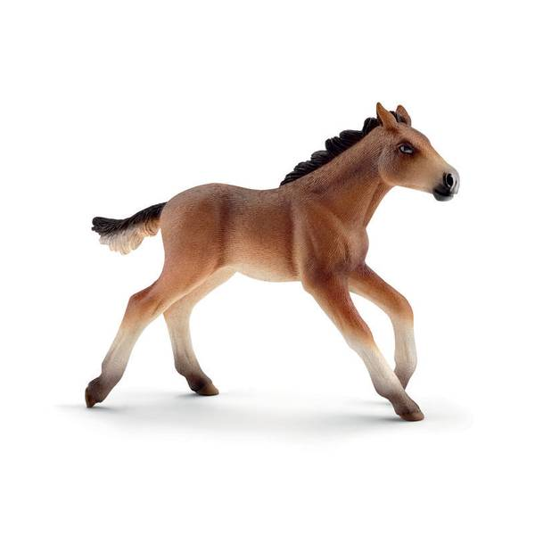 Mustang Foal Figurine