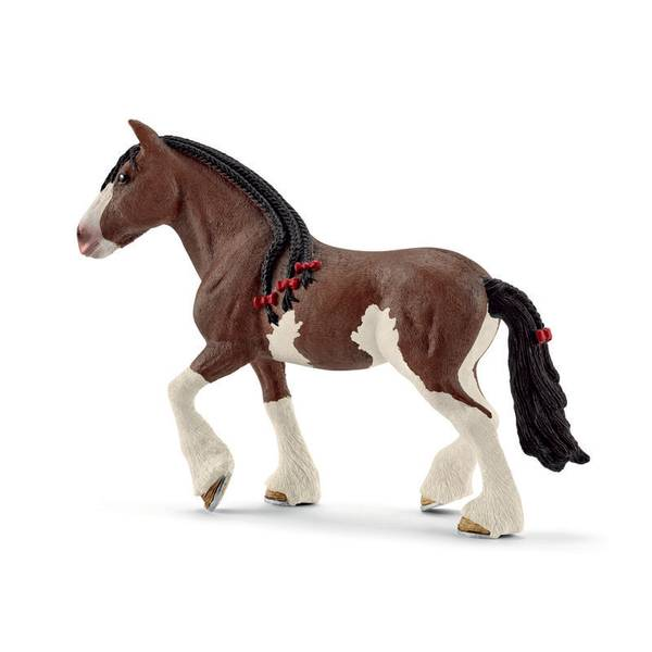 Clydesdales Mare Figurine