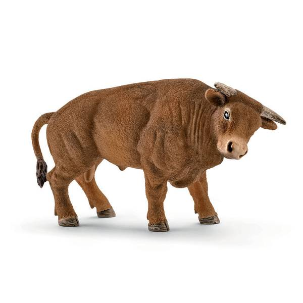 Rodeo Bull Figurine