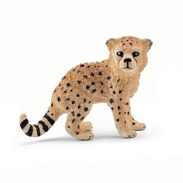 Cheetah Cub Figurine