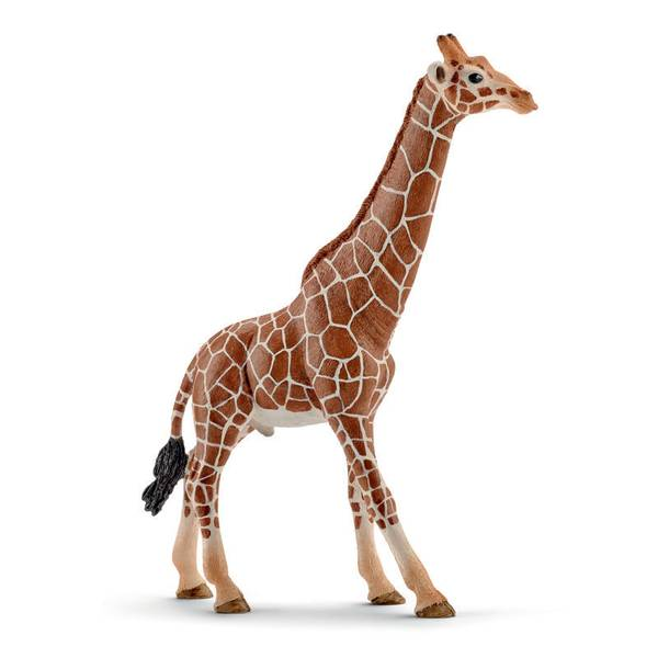 Male Giraffe Figurine