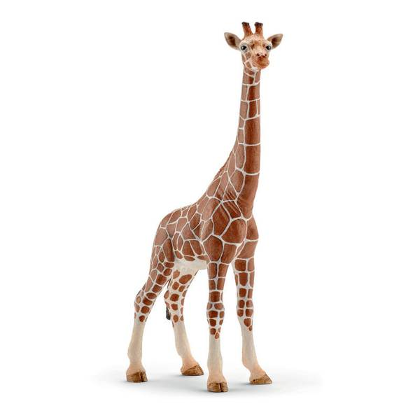 Female Giraffe Figurine