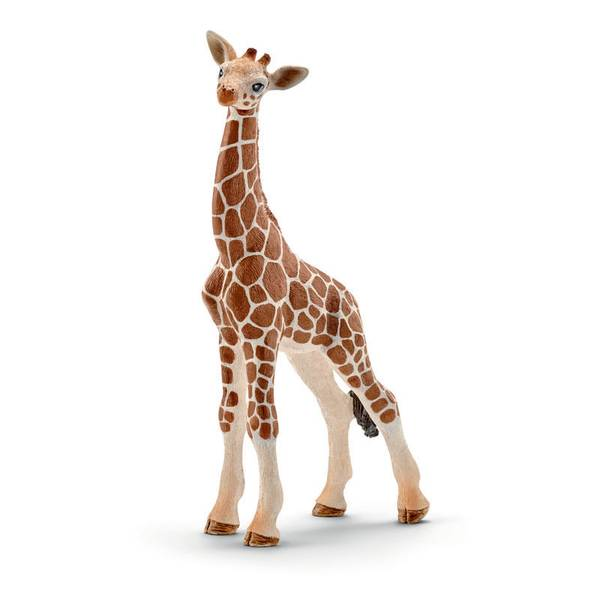 Giraffe Calf Figurine