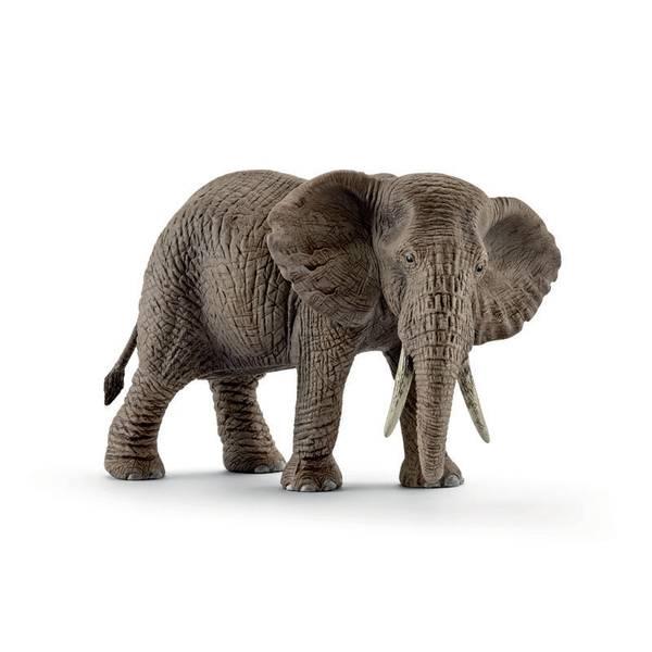 Female African Elephant Figurine