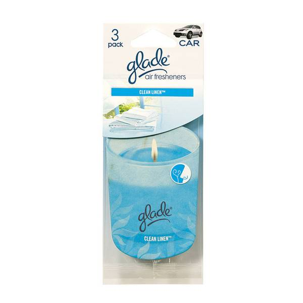Paper Candle Air Freshener