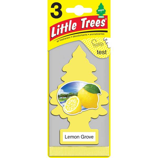 Lemon Grove Air Freshener