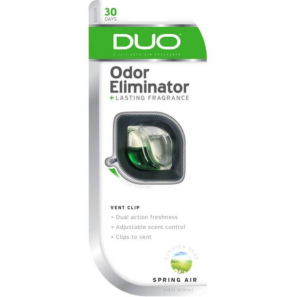Duo Vent Clip Air Freshener