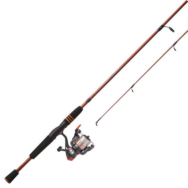6' Quickcast 2-Piece Spinning Combo
