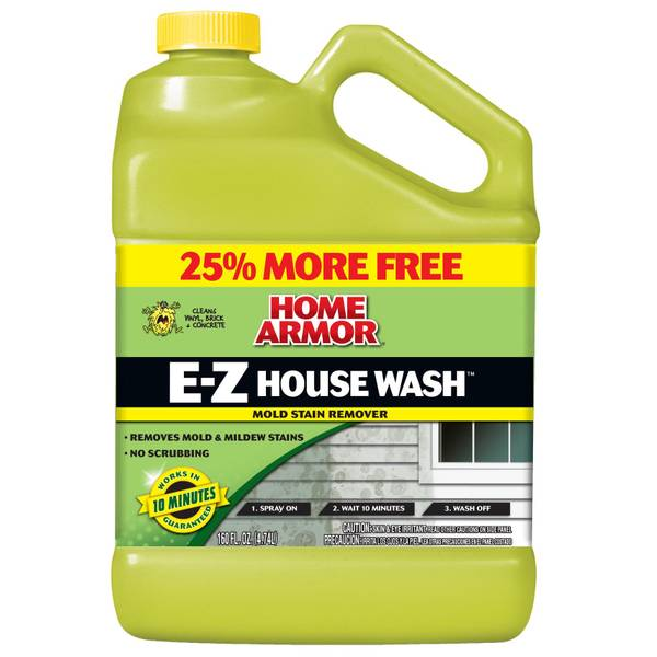 Home Armor E-Z House Wash Stain Remover Concentrate