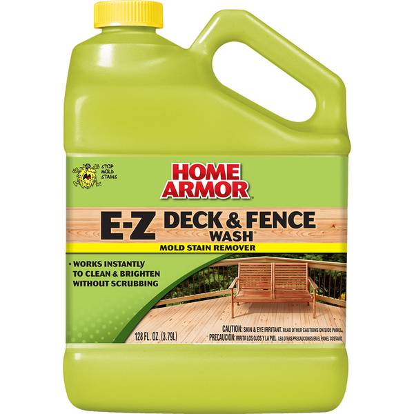 Home Armor E-Z Deck & Fence Wash Stain Remover