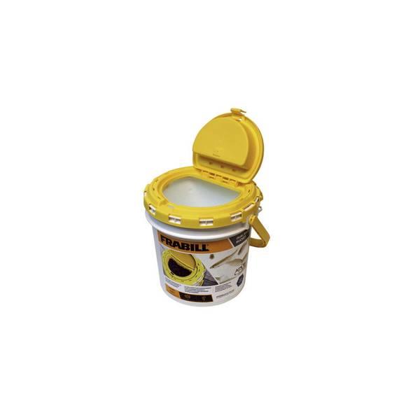Insulated Frabil Minnow Bucket