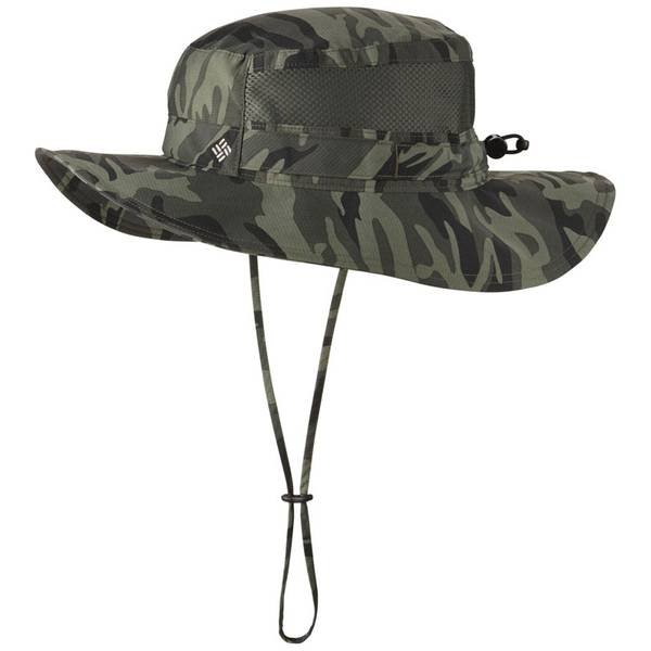 Men's Camouflage Bora Bora Print Booney Hat