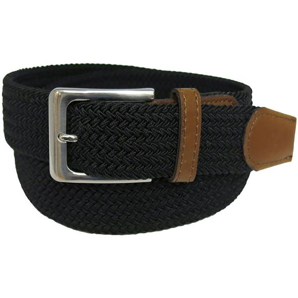 Men's  35MM Stretch Braid Belt