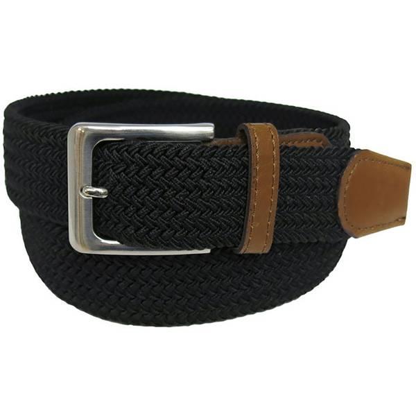 Men's 35mm Stretch Braid Belt