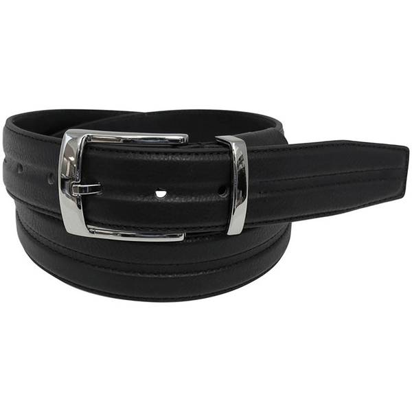 Men's Metal Loop Pebble Stretch  Belt