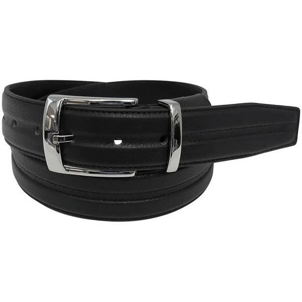 Men's Metal Loop Pebble Stretch  Belt