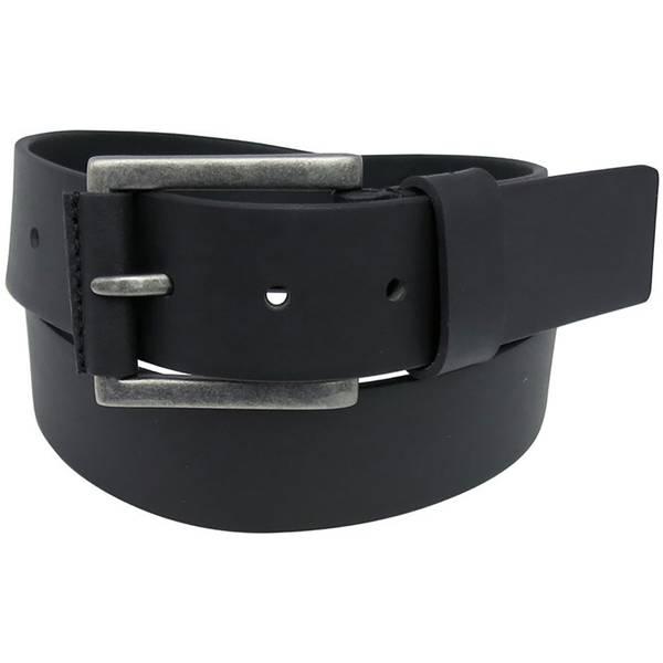 Men's 40mm Cut Edge Wrap Buckle Belt