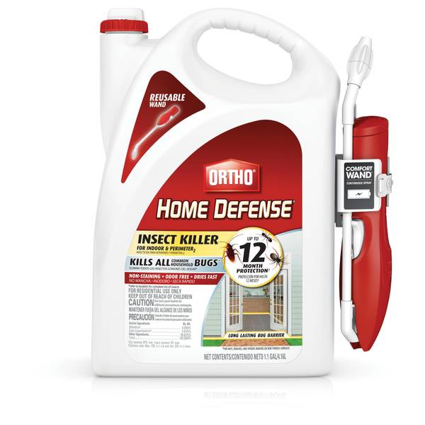 1.1 Gallon Home Defense Insect Killer