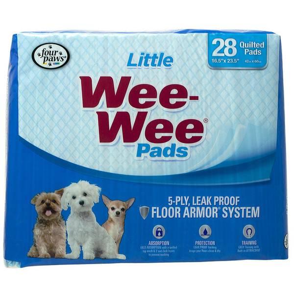 Wee-Wee Dog Pads