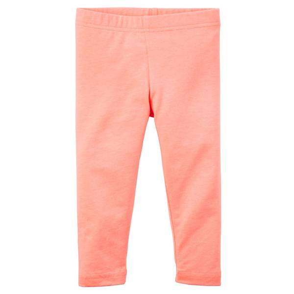 Toddler Girls'  Neon Leggings