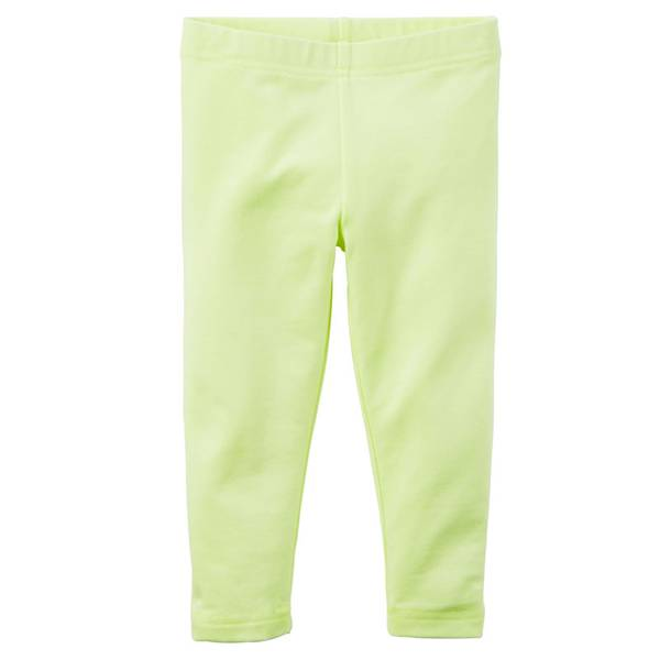 Girls'  Elastic Waist Leggings