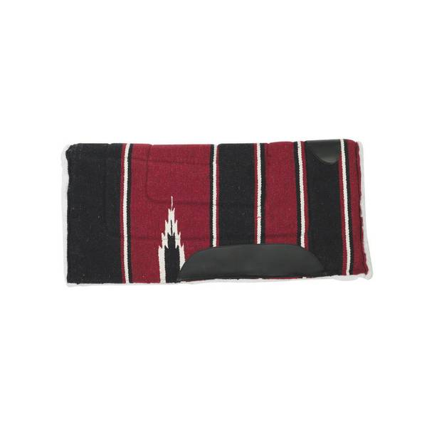 Fleece Lined Navajo Saddle Pad