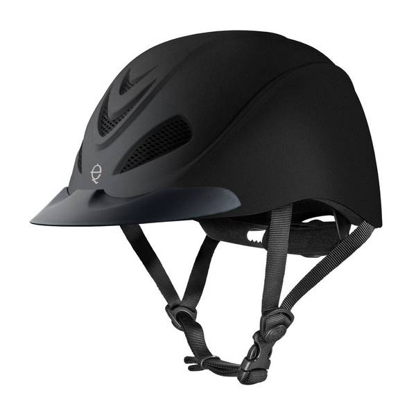 Black Duratec Liberty Schooling Helmet