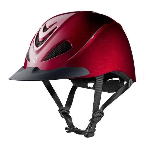 Ruby Liberty Schooling Helmet