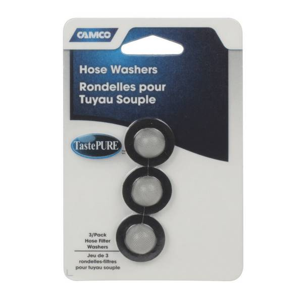 "Washer with 1"" Hose Filter-3 Pack"