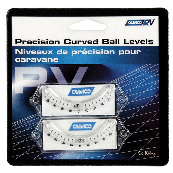 Precision Curved Ball Level-2 Pack