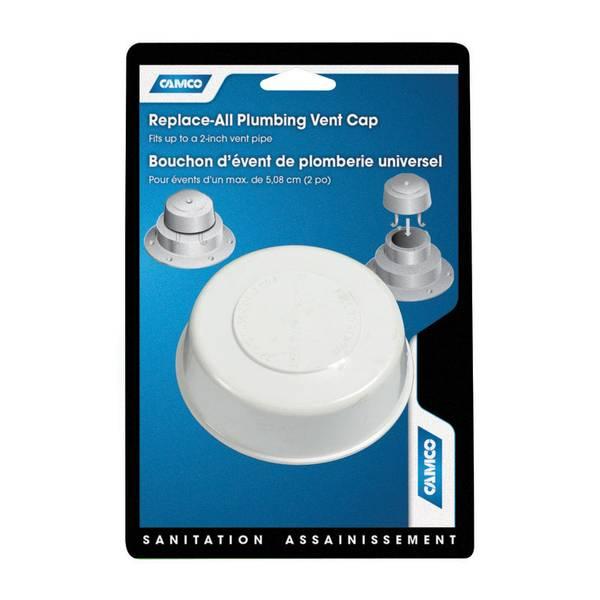 Replace-All Plumbing Vent Cap