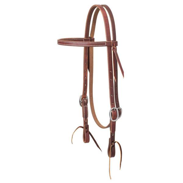 Working Cowboy Economy Browband Headstall