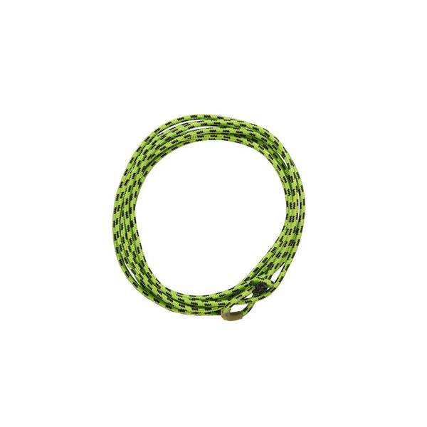 Green Waxed Nylon Ranch Rope