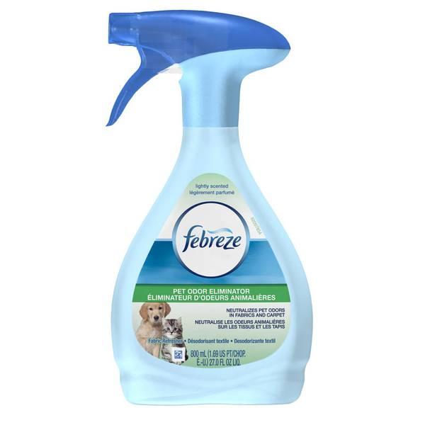 Pet Odor Eliminator Fabric Refreshner
