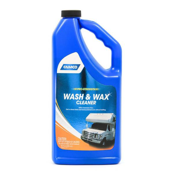 Pro-Strength Wash & Wax Cleaner