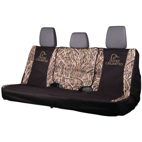 Mossy Oak & Camouflage Universal Seat Cover