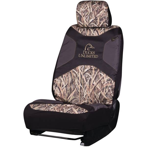 Camouflage Lowback 2.0 Universal Seat Cover