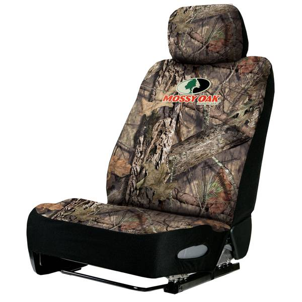 Camouflage Neoprene Seat Cover
