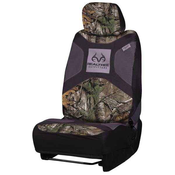 Camouflage Lowback Seat Cover