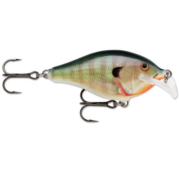 Scatter Rap Crank Bluegill Fish Lure