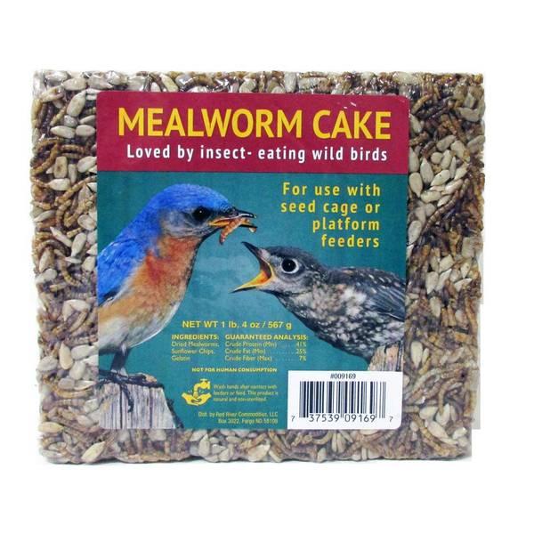 20 Oz. Mealworm Cake