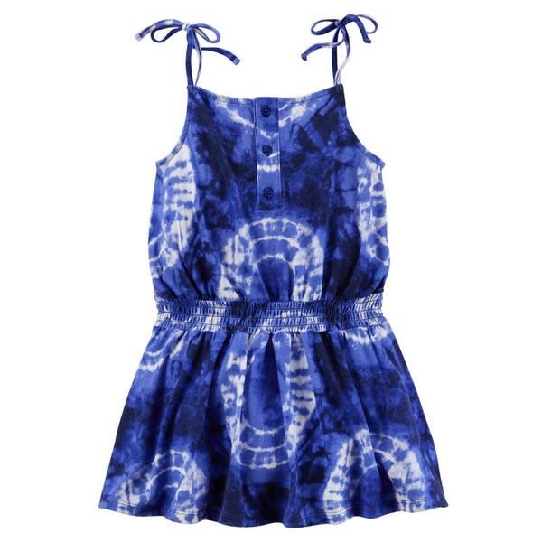 Girls'  Tie Dye Jersey Dress