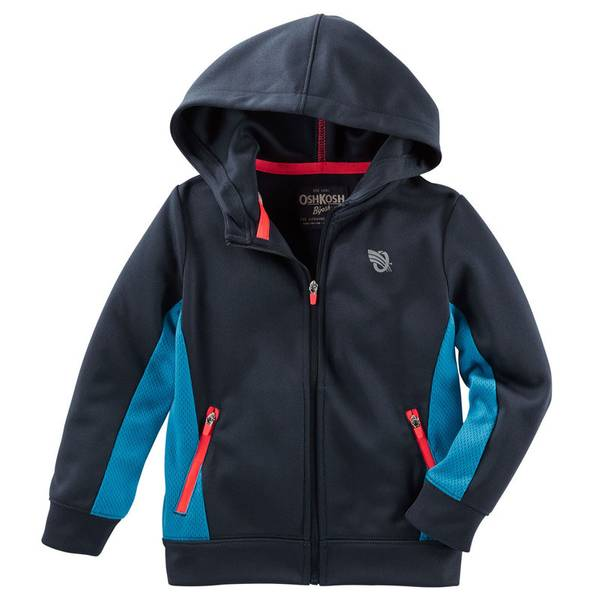 Boys'  Active Track Jacket
