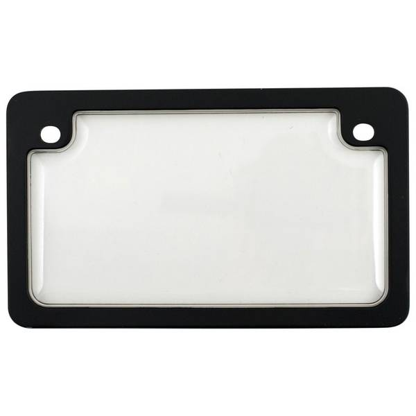 Custom Combos License Plate Frame and Cover