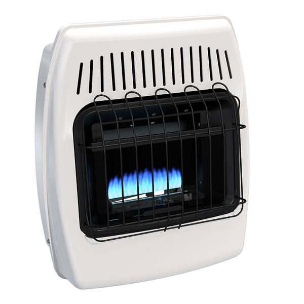 Dyna Glo Dual Fuel Blue Flame Vent Free Wall Heater