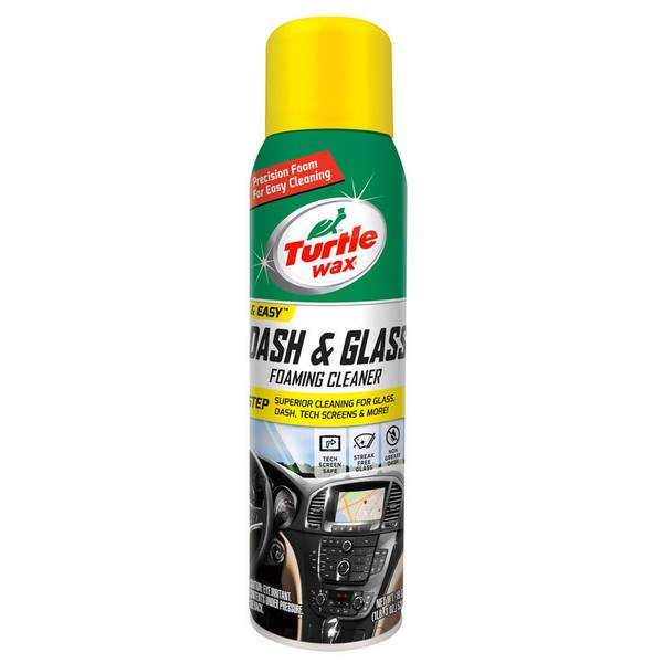 Dash & Glass Foaming Cleaner