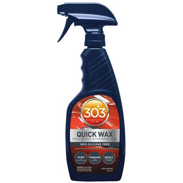 Automotive Quick Wax